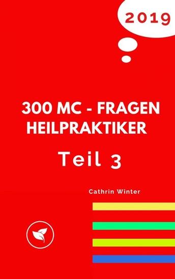 MC-Fragen Heilpraktiker Teil 3 - Blick ins Buch