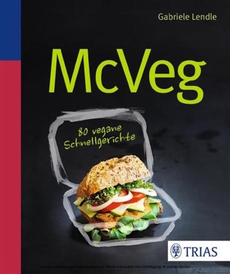 Mc Veg - Blick ins Buch