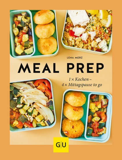 Meal Prep - Blick ins Buch