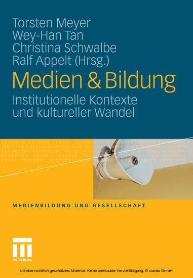 Medien & Bildung - Blick ins Buch