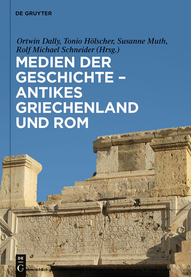 Medien der Geschichte - Antikes Griechenland und Rom - Blick ins Buch