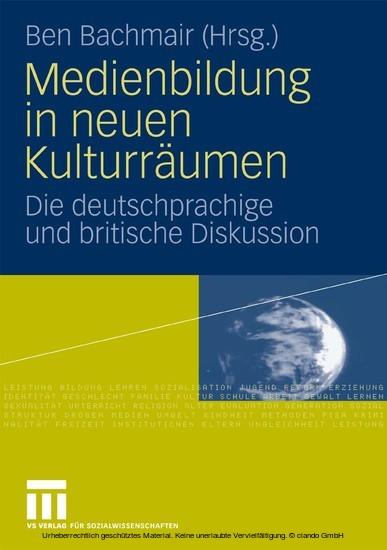 Medienbildung in neuen Kulturräumen - Blick ins Buch