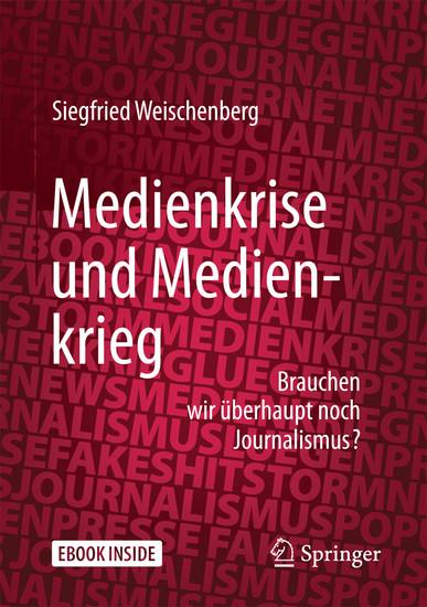 Medienkrise und Medienkrieg - Blick ins Buch