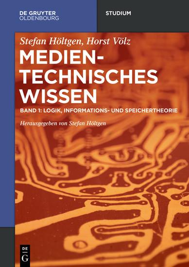 Medientechnisches Wissen - Blick ins Buch