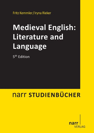 Medieval English: Literature and Language - Blick ins Buch