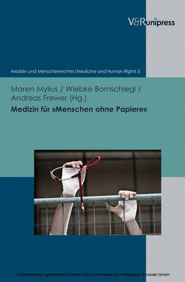 Medizin für »Menschen ohne Papiere« - Blick ins Buch