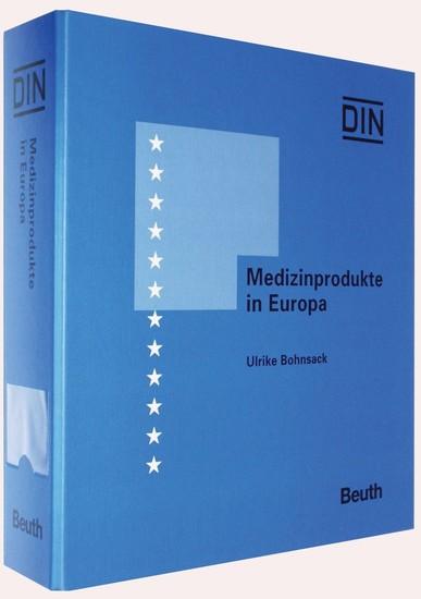 Medizinprodukte in Europa - Blick ins Buch