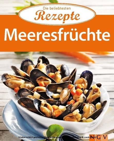 Meeresfrüchte - Blick ins Buch