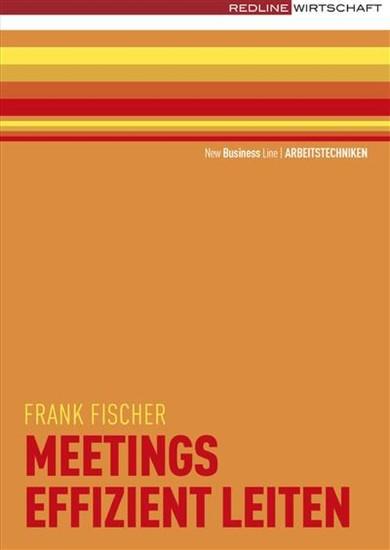 Meetings effizient leiten - Blick ins Buch