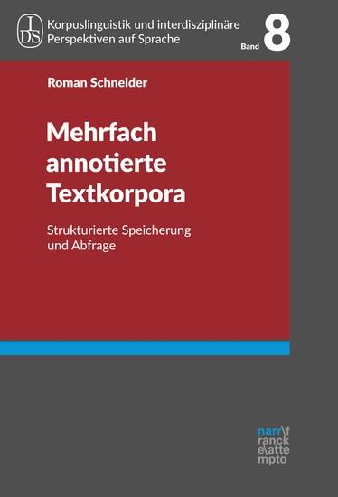 Mehrfach annotierte Textkorpora - Blick ins Buch