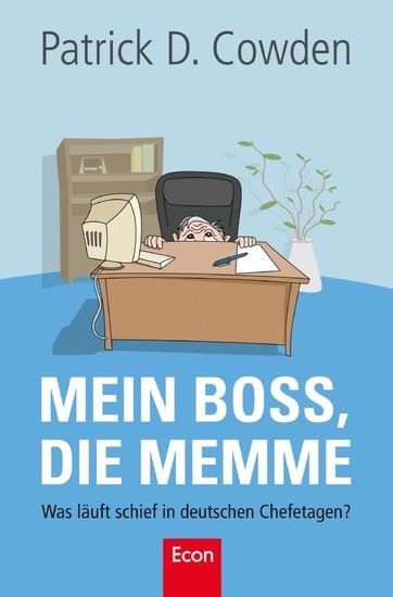 Mein Boss, die Memme - Blick ins Buch