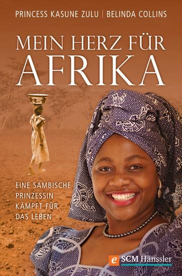Mein Herz für Afrika - Blick ins Buch