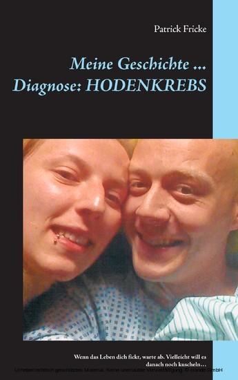 Meine Geschichte ... Diagnose: Hodenkrebs - Blick ins Buch