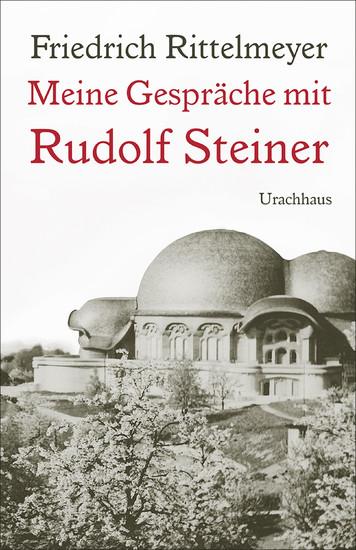 Meine Gespräche mit Rudolf Steiner - Blick ins Buch