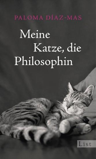 Meine Katze, die Philosophin - Blick ins Buch