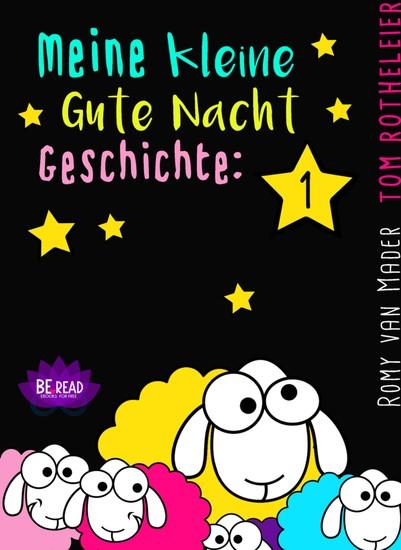 Meine kleine Gute Nacht Geschichte: 1 - Blick ins Buch