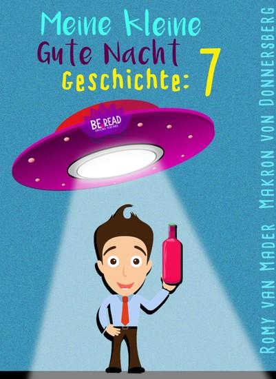 Meine kleine Gute Nacht Geschichte: 7 - Blick ins Buch