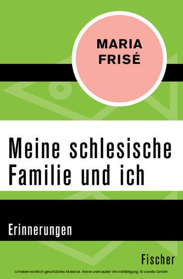 Meine schlesische Familie und ich - Blick ins Buch