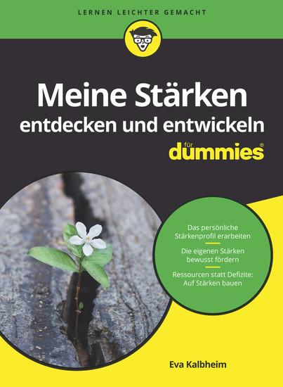 Meine Stärken entdecken und entwickeln für Dummies - Blick ins Buch