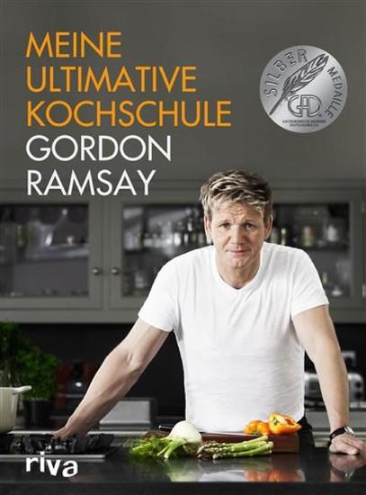 Meine ultimative Kochschule - Blick ins Buch
