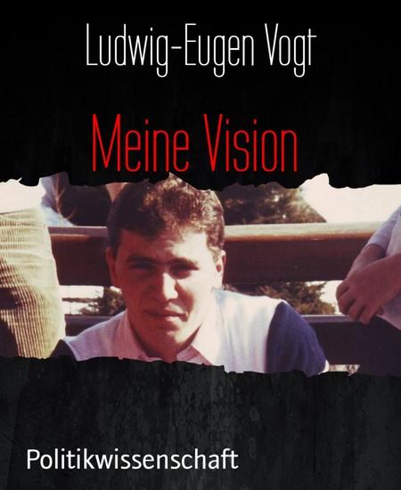 Meine Vision - Blick ins Buch