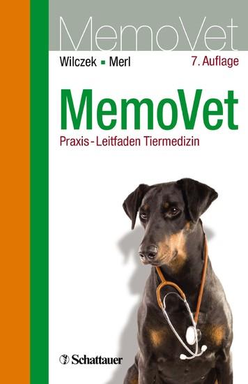 MemoVet - Blick ins Buch