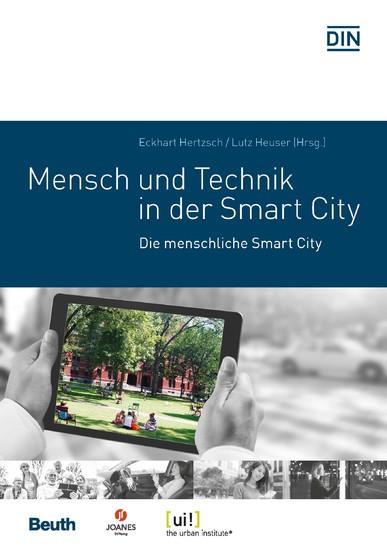 Mensch und Technik in der Smart City - Blick ins Buch