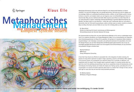Metaphorisches Management - Blick ins Buch