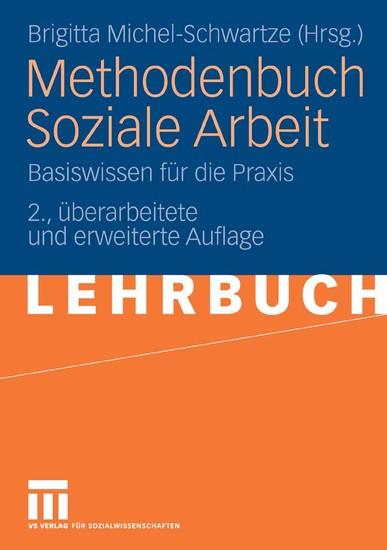 Methodenbuch Soziale Arbeit - Blick ins Buch