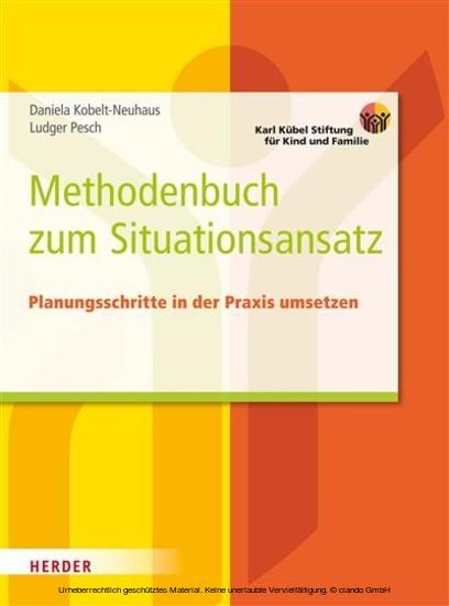 Methodenbuch zum Situationsansatz - Blick ins Buch