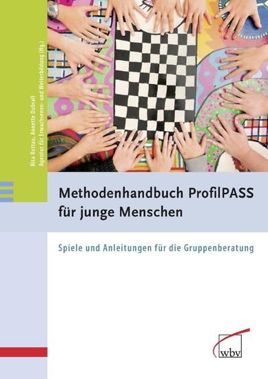 Methodenhandbuch ProfilPASS für junge Menschen - Blick ins Buch