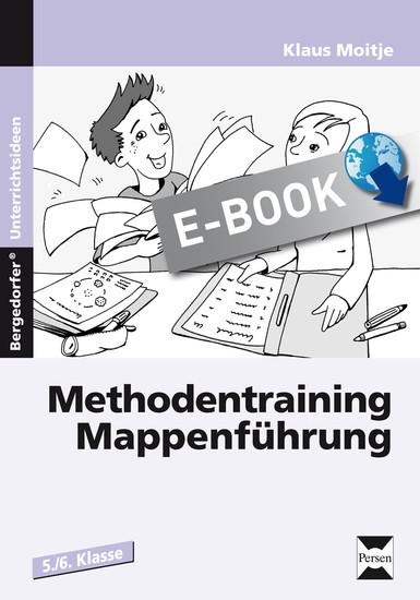Methodentraining: Mappenführung - Blick ins Buch
