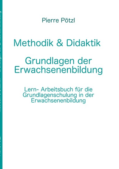 Methodik & Didaktik - Grundlagen der Erwachsenenbildung - Blick ins Buch