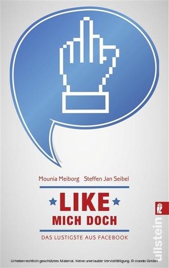 Like mich doch! - Blick ins Buch