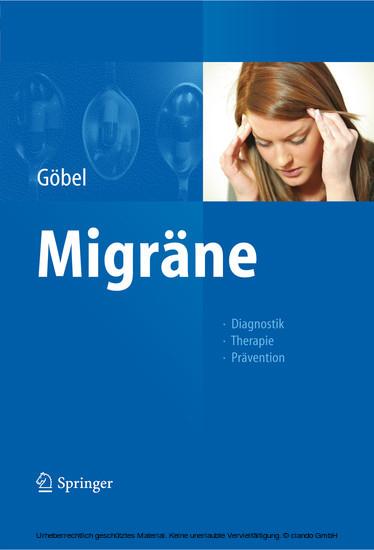 Migräne - Blick ins Buch