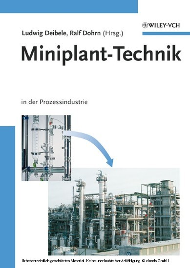 Miniplant-Technik - Blick ins Buch
