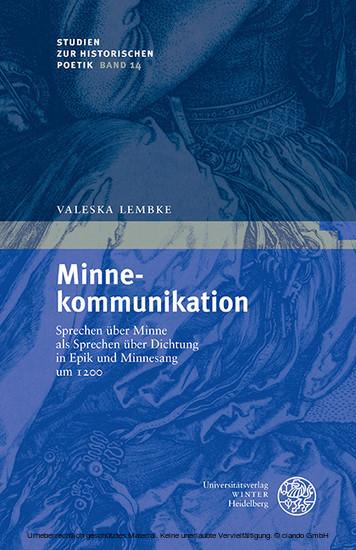 Minnekommunikation - Blick ins Buch