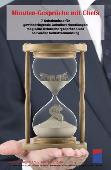Minuten-Gespräche mit Chefs - Blick ins Buch