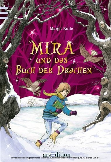 Mira und das Buch der Drachen - Blick ins Buch