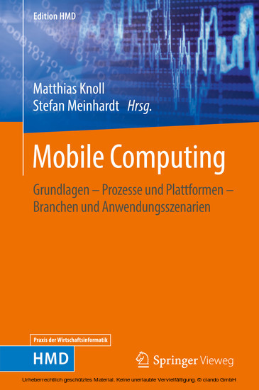 Mobile Computing - Blick ins Buch