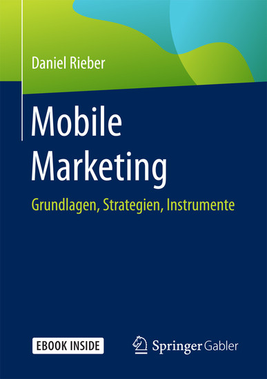 Mobile Marketing - Blick ins Buch