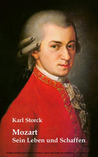 Mozart: Sein Leben und Schaffen - Blick ins Buch