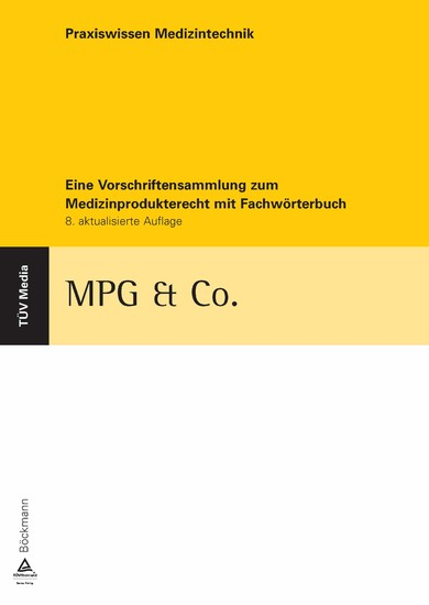 MPG & Co. - Blick ins Buch