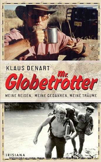 Mr. Globetrotter - Blick ins Buch