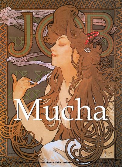 Mucha - Blick ins Buch