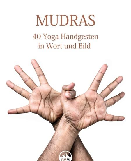MUDRAS - 40 Yoga Handgesten in Wort und Bild - Blick ins Buch