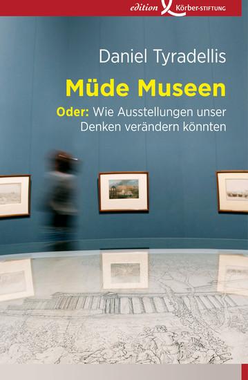 Müde Museen - Blick ins Buch