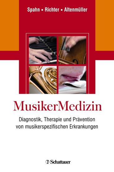 MusikerMedizin - Blick ins Buch