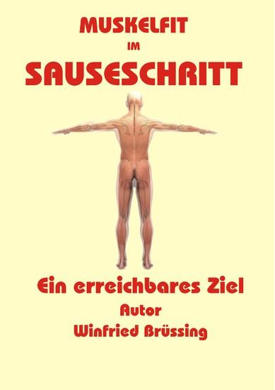 Muskelfit im Sauseschritt - Blick ins Buch