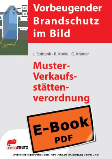Muster-Verkaufsstättenverordnung - Blick ins Buch